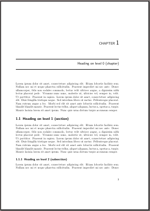 erste Kapitelseite